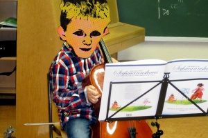 Erstes Cello Konzert
