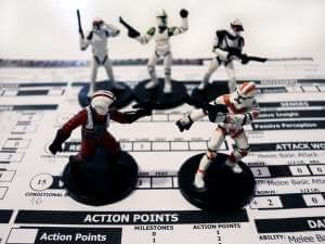 Star Wars Figuren 1 72