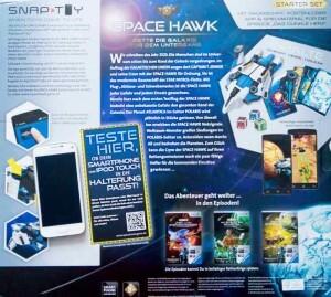 Space Hawk Test
