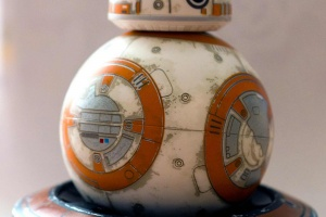 Sphero Star Wars BB 8 Test